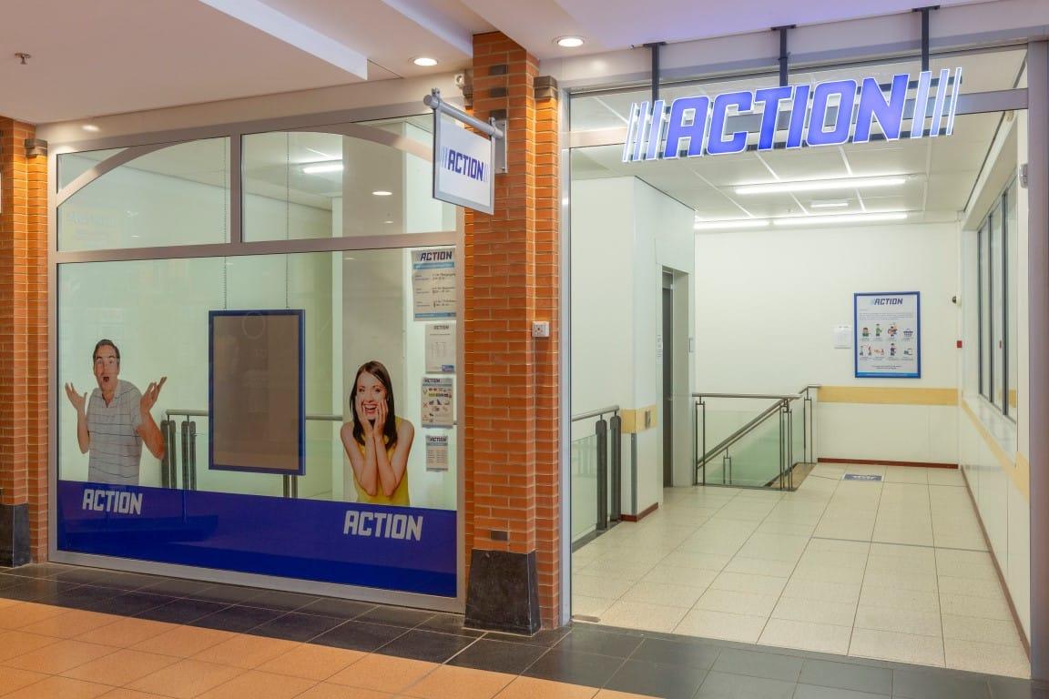 Action Winkelcentrum Malden
