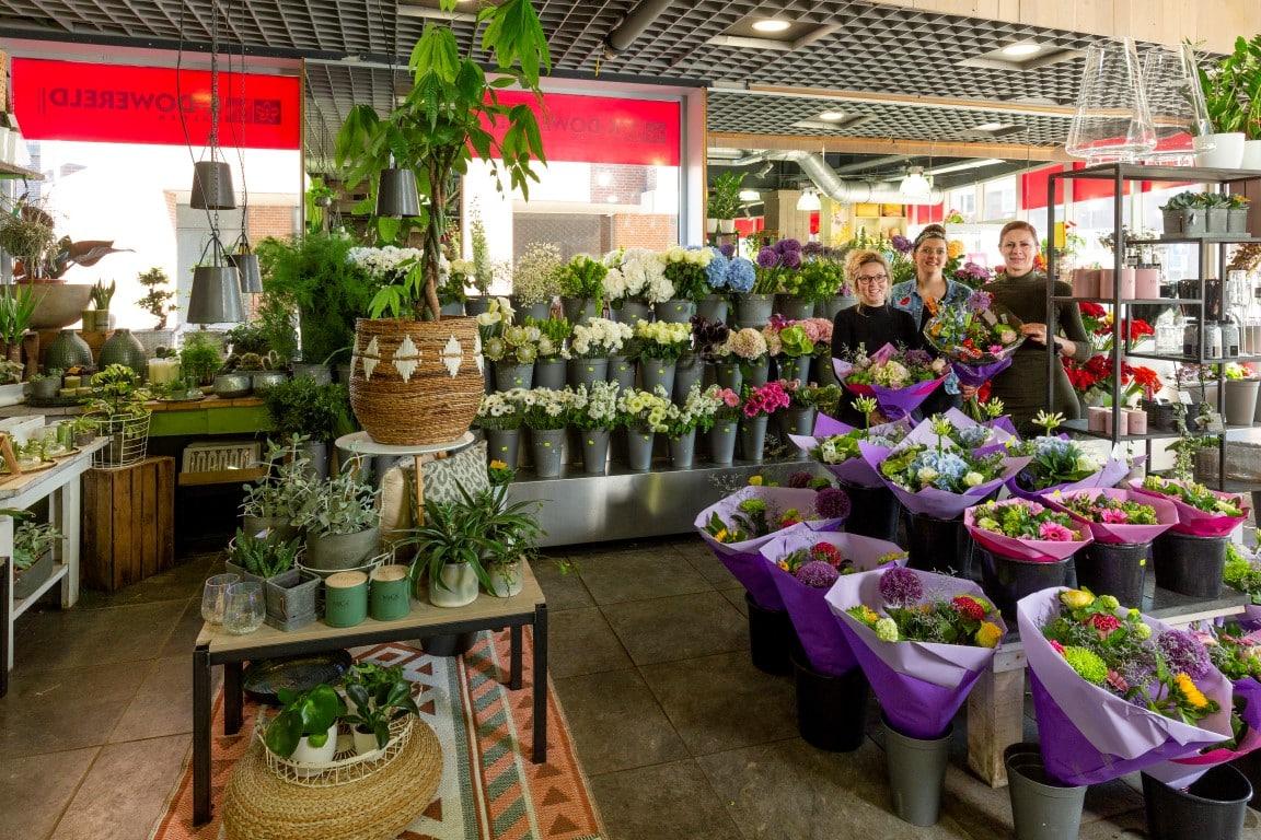bloemisterij nijmegen omgeving