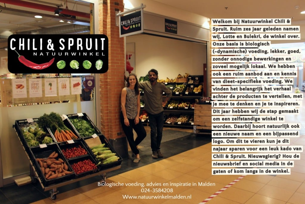 biologische voeding nijmegen regio winkel