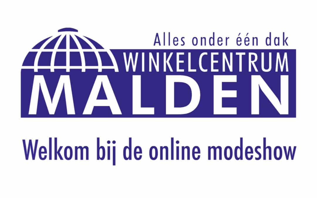Online modeshow Winkelcentrum Malden!