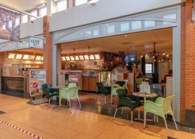 Cafetaria Plaza